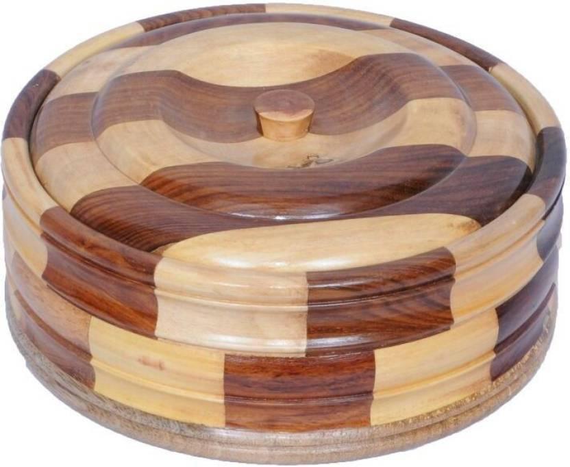 India Wooden Handicraft Chess Chapati Casserole Price In