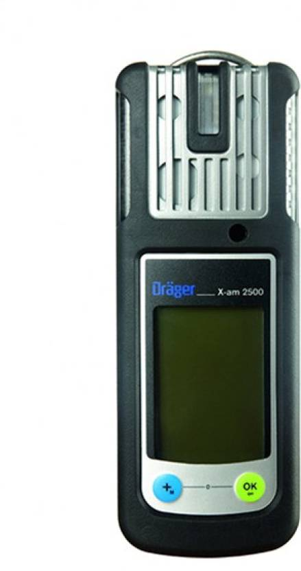 Drager X-am® 2500 O2,CO,NO2,SO2,H2S Gas Detector Price in