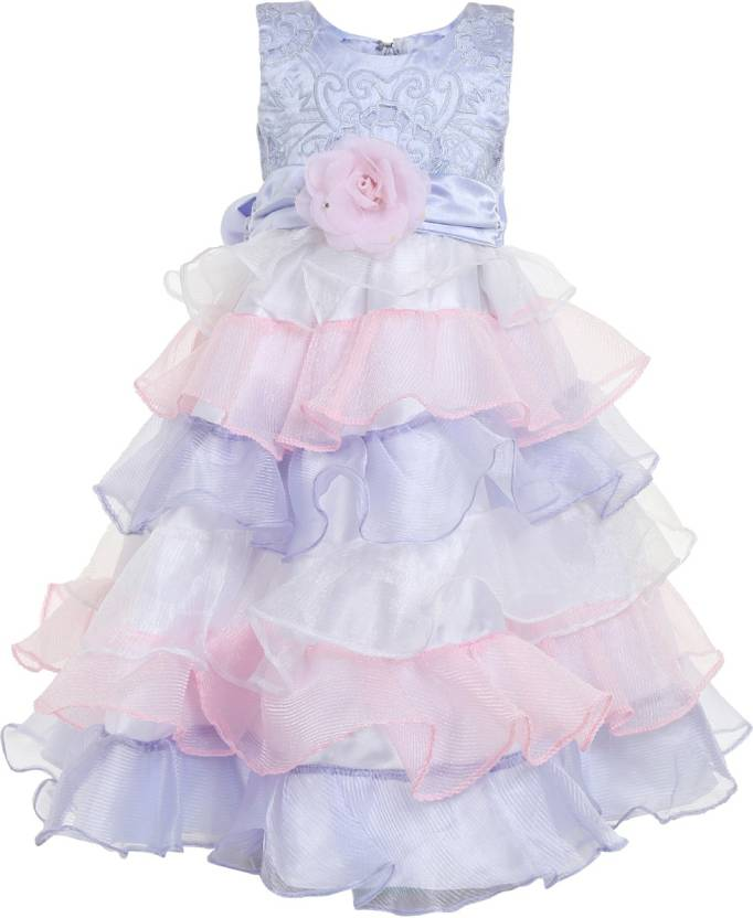 21cd4c5962288 Sugar Candy Girls Maxi/Full Length Party Dress Price in India - Buy ...