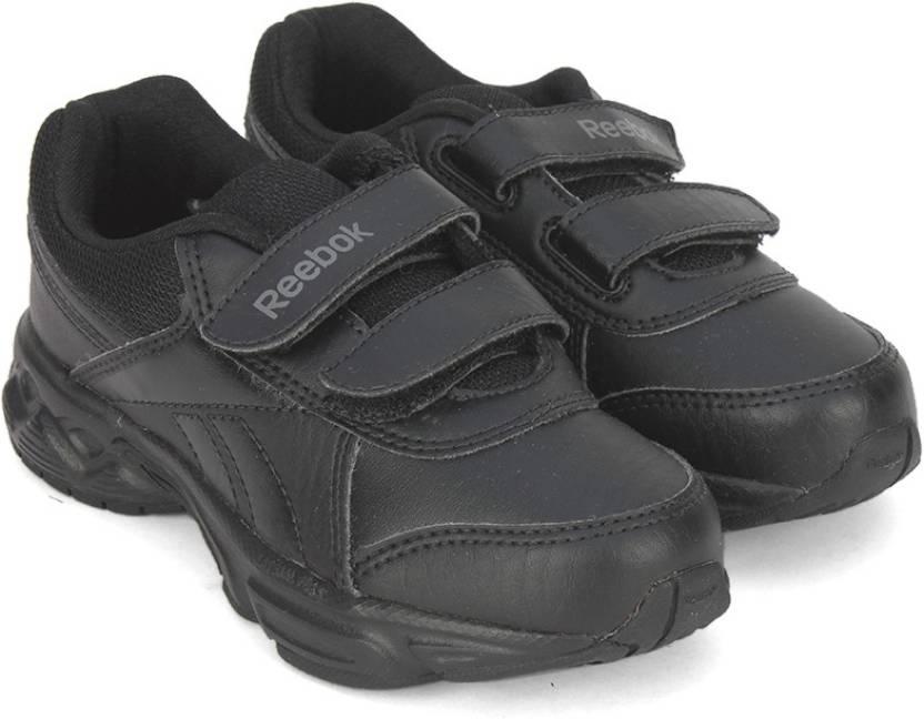 Reebok Boys Velcro Formal Boots