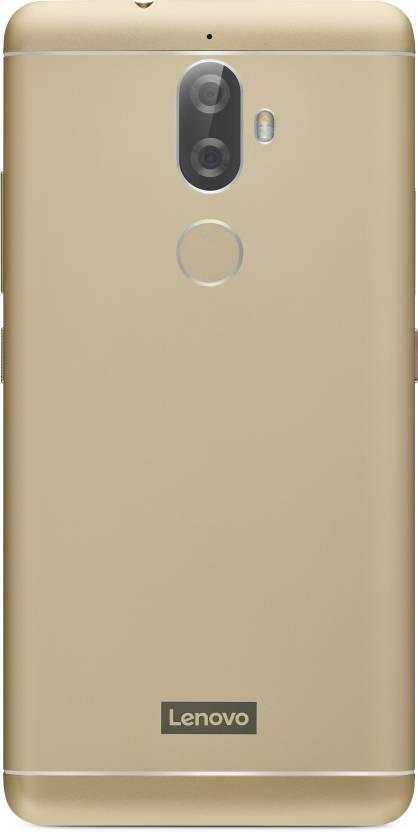 Lenovo K8 Plus  Fine Gold, 32  GB  3  GB RAM  Lenovo Mobiles