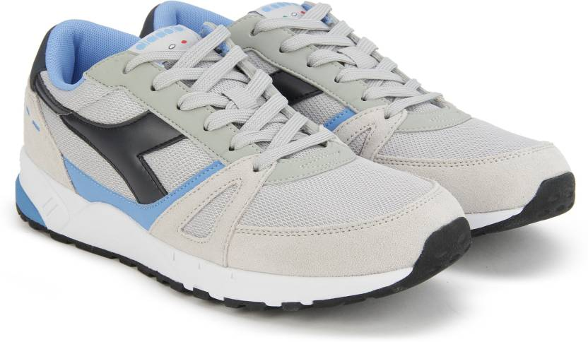 6e5c0e9f9d Diadora RUN 90 Running Shoes For Men - Buy GREY VIOLATE/ AZURE BLUE ...