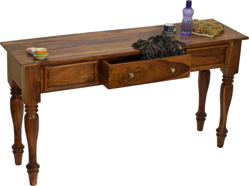 Timbertaste Royal Hall Console Solid Wood Table