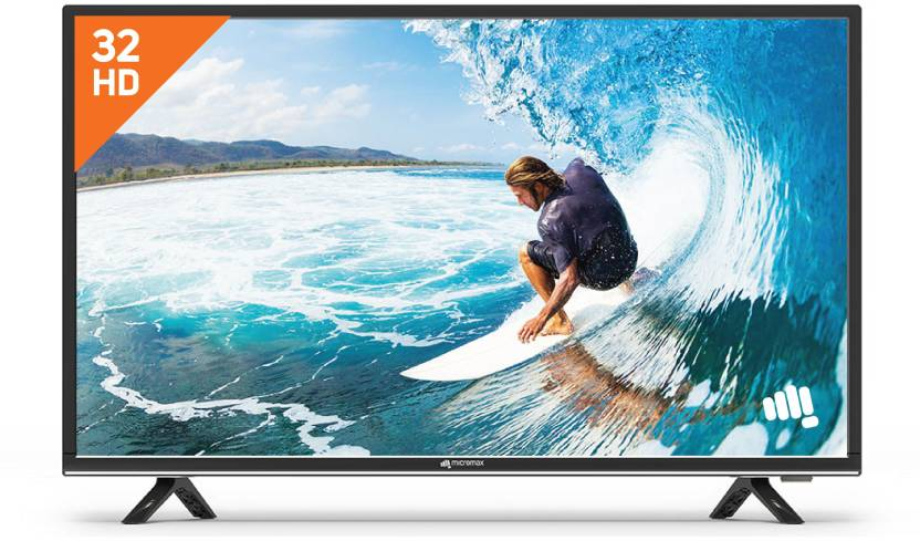 Micromax 81cm (32 inch) HD Ready LED TV- 50% OFF