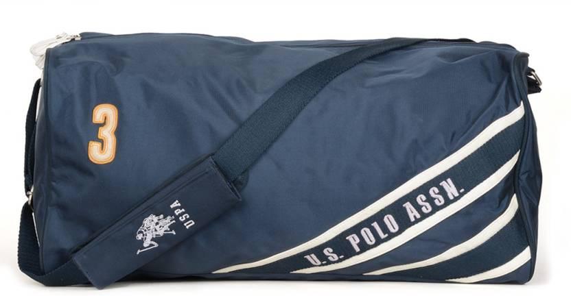 0bec2c8617ad U.S. Polo Assn USAB0043 Messenger Bag (Blue