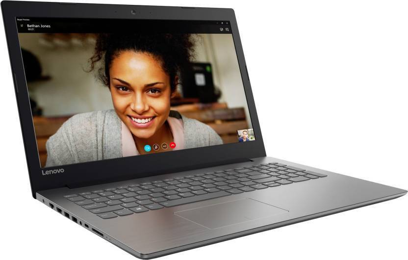 Lenovo APU Dual Core A6 7th Gen - (4 GB/1 TB HDD/DOS) IP 320E Notebook