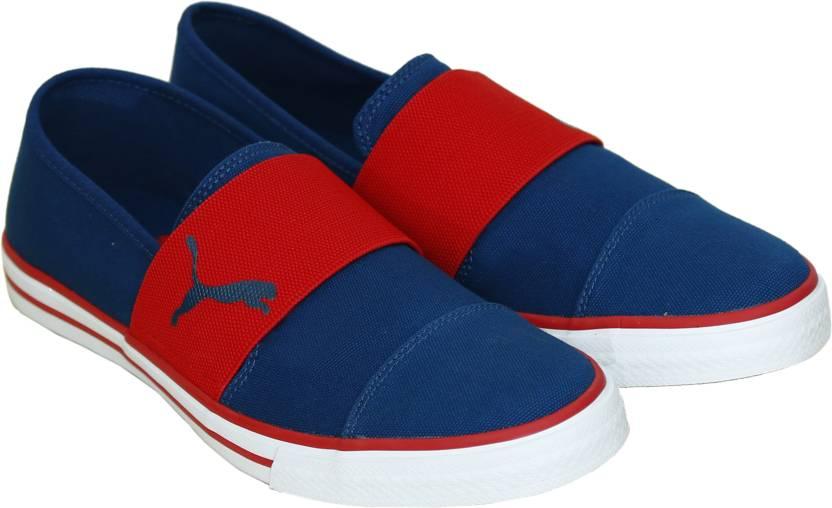 56fb30f3905 Puma Alpha Slip on CV IDP Slip On Sneakers For Men - Buy Puma Alpha ...