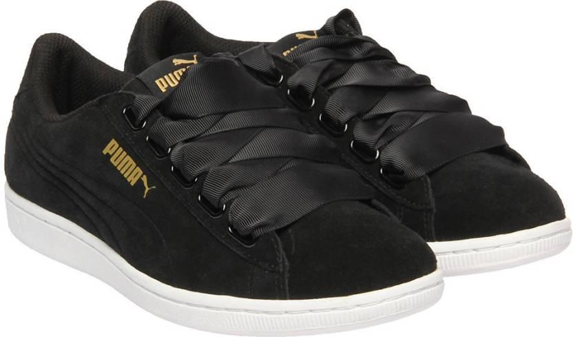 52b1220eff24be Puma Puma Vikky Ribbon Sneakers For Women - Buy Puma Puma Vikky ...