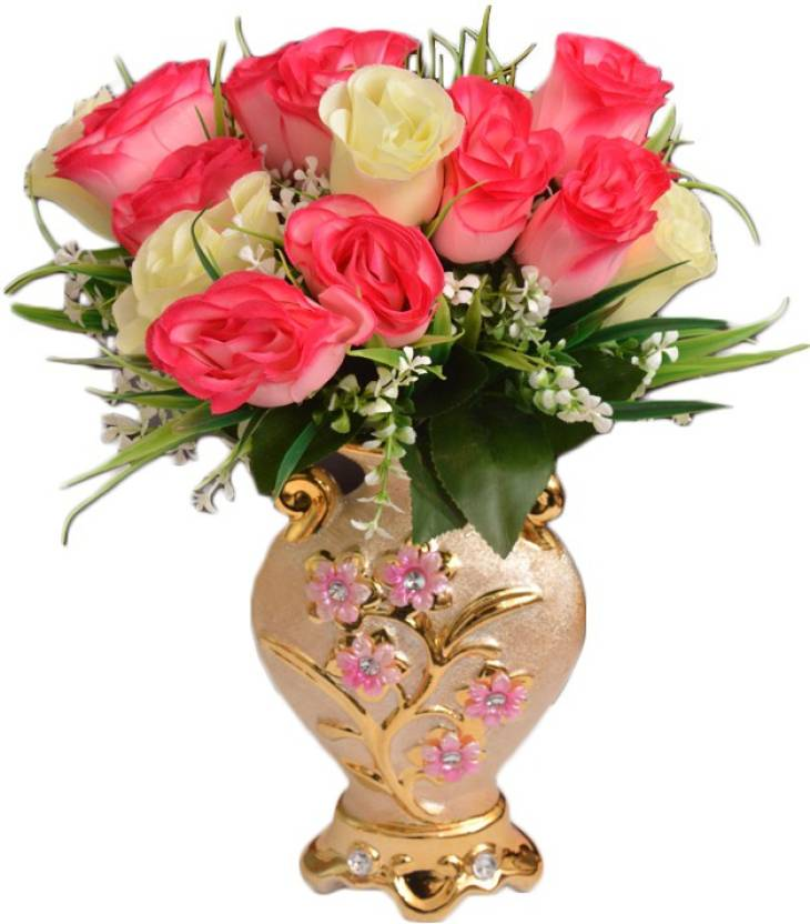 Sky Trends Home Decorative Items Flower Pot Decorative Showpiece