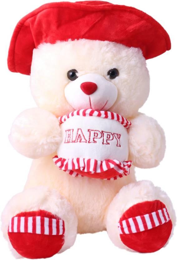 Skylofts cute 50cm happy birthday i love you teddy bear soft toy skylofts cute 50cm happy birthday i love you teddy bear soft toy with stuffed plush cake voltagebd Gallery