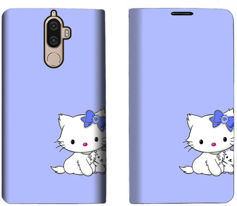 best authentic ad4fe 3cd2b Phone Candy Flip Cover for Lenovo K8 Note - Phone Candy : Flipkart.com