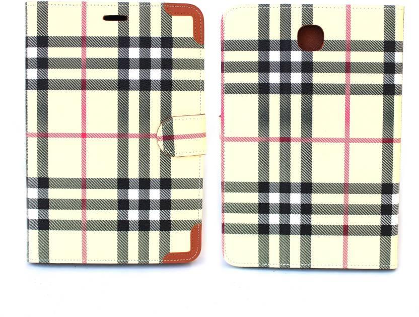 Fashion Flip Cover for Samsung Galaxy Tab A T355 8.0 Inch Multicolor