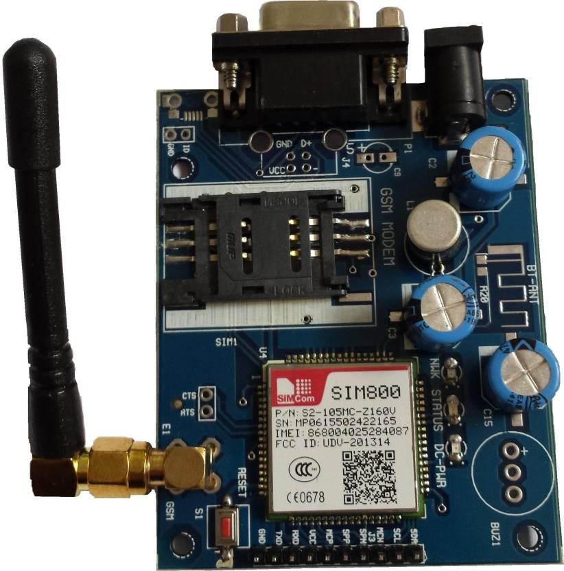 ambedsys SIM800 modem Price in India - Buy ambedsys SIM800