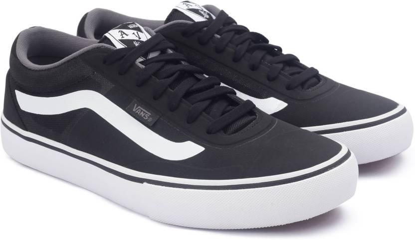 a82534cba6e374 Vans AV Rapidweld Pro Lite Sneakers For Men - Buy Black Color Vans ...