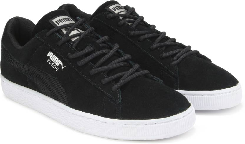 new product c0b73 eb30f Puma SUEDE CLASSIC MESH FS IDP Sneakers For Men