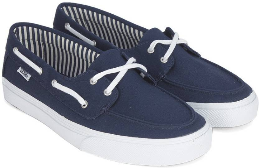 e38035751f Vans CHAUFFETTE SF Casuals For Women - Buy Navy Color Vans ...