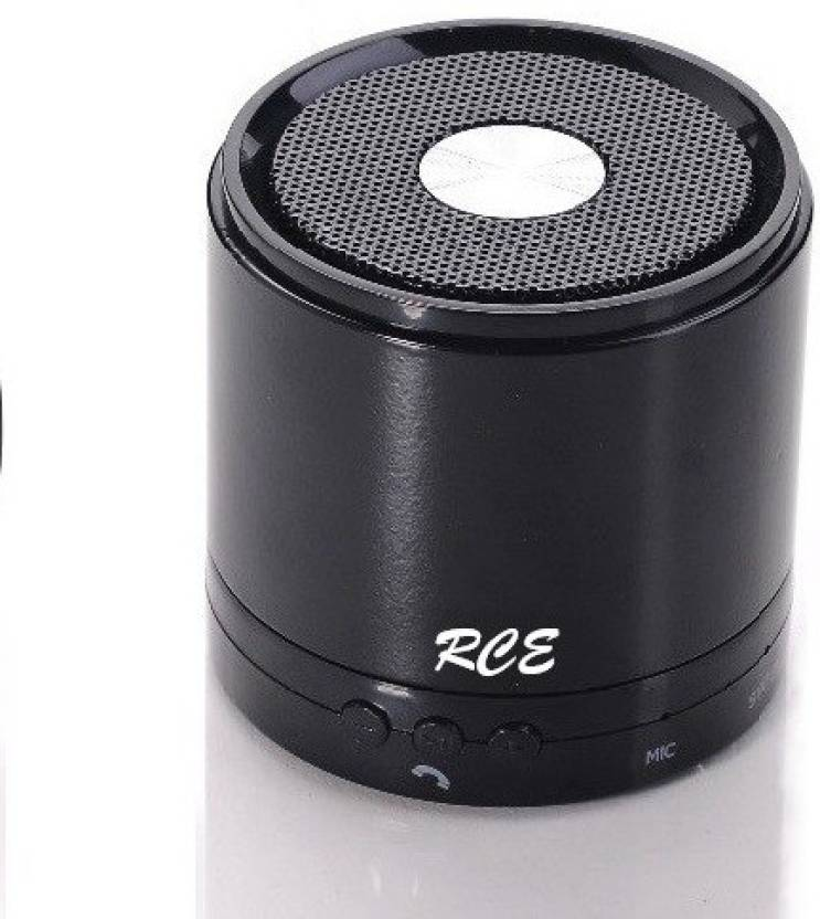 Wireless Car Speakers >> Buy Rce Bt11 Black Wireless Mini Bluetooth Car Speakers