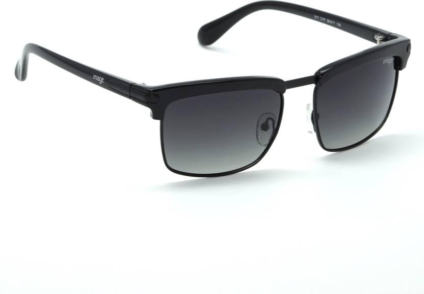 f9a16e974d0f Buy Image Clubmaster Sunglasses Black