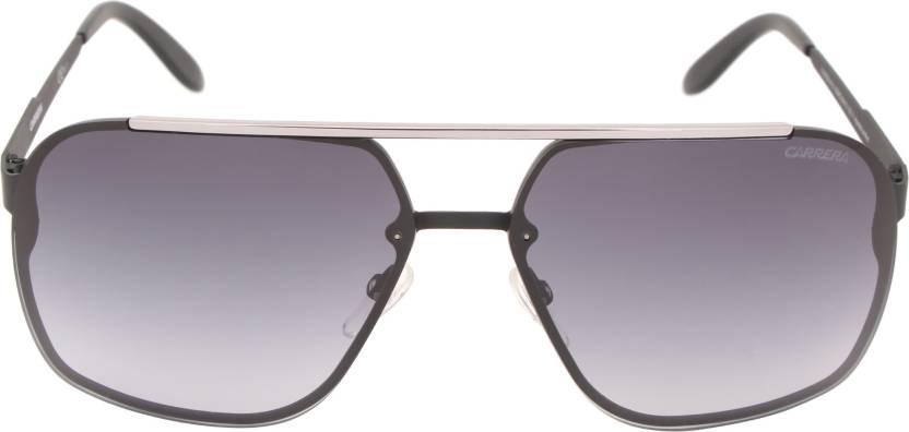Buy Carrera Retro Square Sunglasses Grey For Men Online   Best ... 4b153b97794