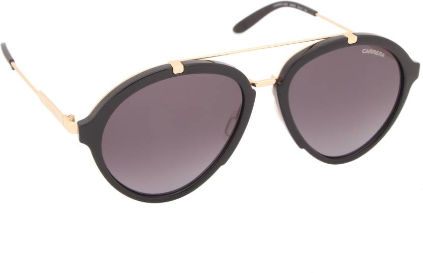 b19163c9fd1e Buy Carrera Oval Sunglasses Black For Men & Women Online @ Best ...
