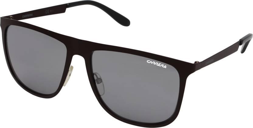 30d09b24a1bc0 Buy Carrera Wayfarer Sunglasses Grey For Men Online   Best Prices in ...