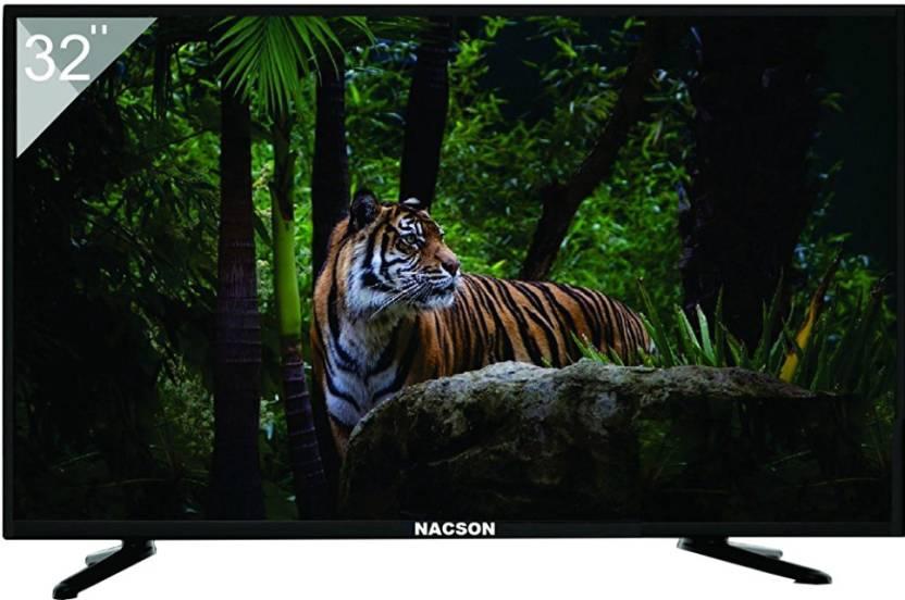 Nacson Series 8 80cm (32 inch) HD Ready LED TV  (NS8016)