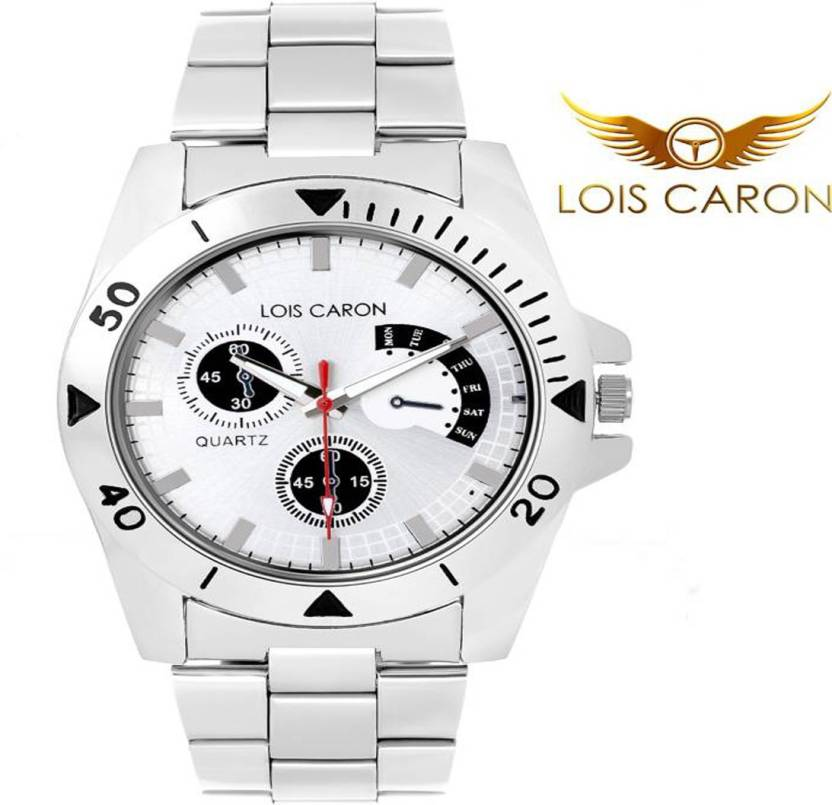 14df963f1 Lois Caron LCS-4188 WRIST WATCHES Watch - For Men - Buy Lois Caron LCS-4188  WRIST WATCHES Watch - For Men LCS-4188 Online at Best Prices in India ...