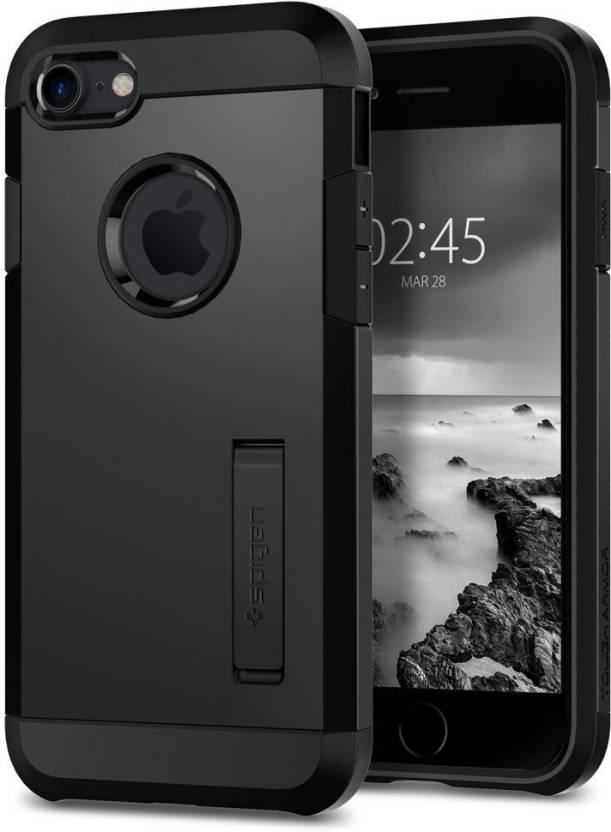 sale retailer 0c41f 3647a Spigen Back Cover for Apple iPhone 8