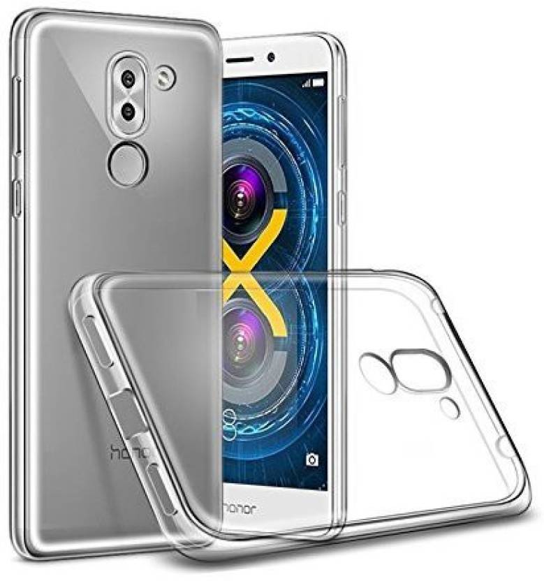 new style 64dc2 41945 NICE CASE Back Cover for HONOR 6X-Clean Transparent - NICE CASE ...
