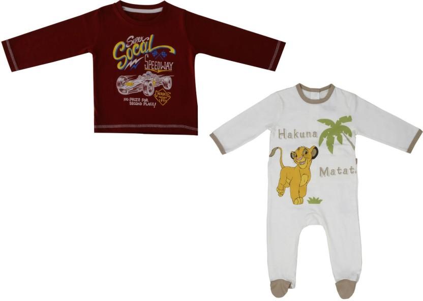 Alphabet Baby Girls T-Shirt