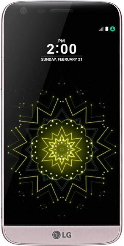 LG G5 (Pink & Black, 32 GB)