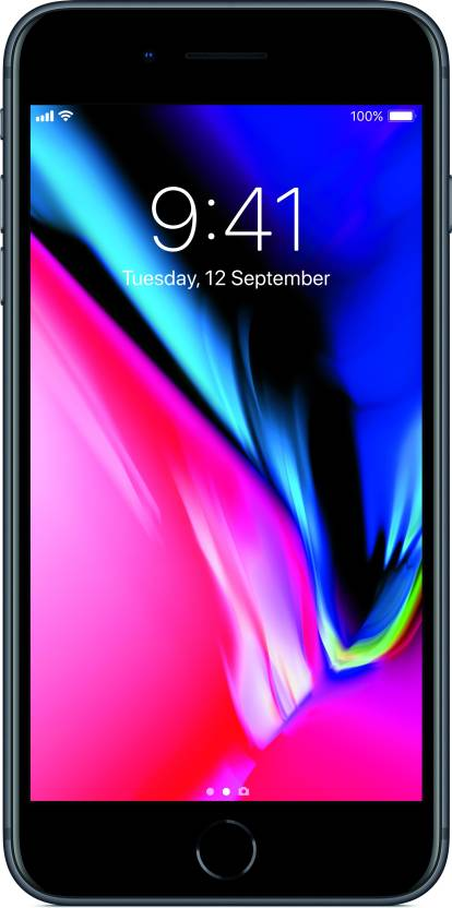 apple iphone 8 plus space grey 256 gb online at best price only