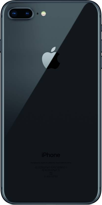 Apple iPhone 8 Plus (Space Grey, 256 GB)