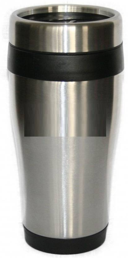 Vibex Thermal Insulated Travel Coffee Cup Removable In Lid Vacuum Flask Stainless Steel Mug