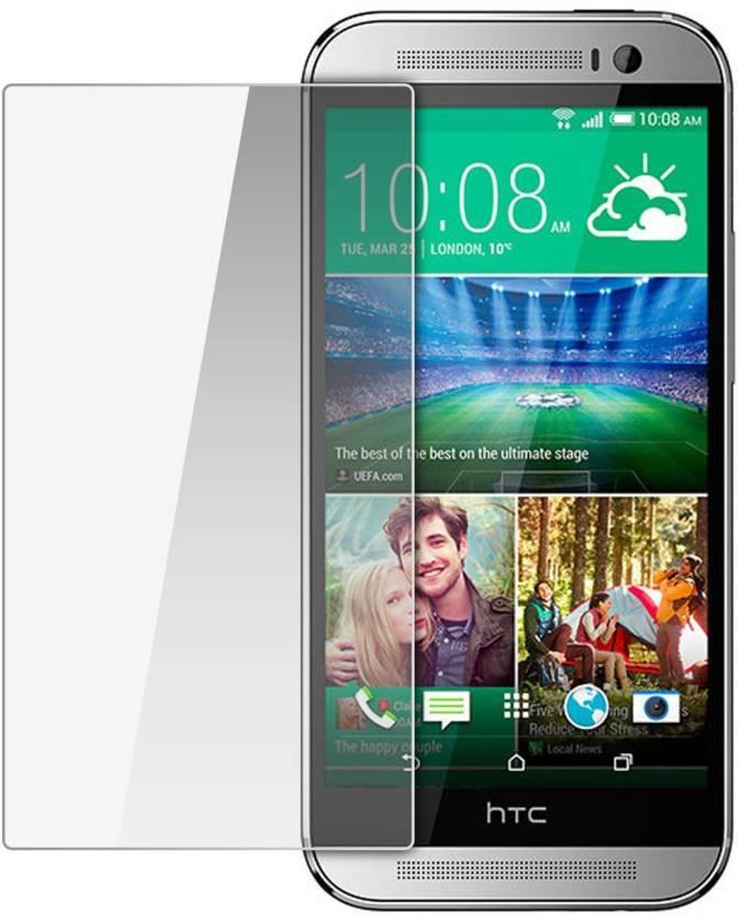 E-Splash Tempered Glass Guard for HTC One E8 - E-Splash