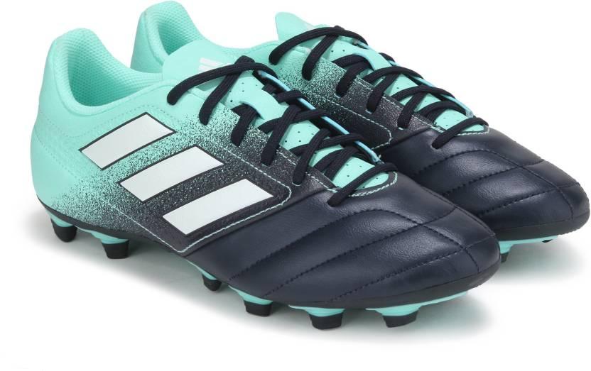 ddcb1e73e Adidas ACE 17.4 FXG Football Shoes For Men - Buy ENEAQU FTWWHT ...