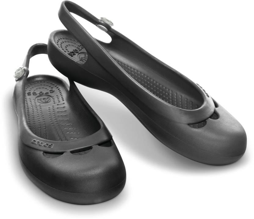 da4e46126433 Crocs Jayna Bellies For Women - Buy Black Color Crocs Jayna Bellies ...