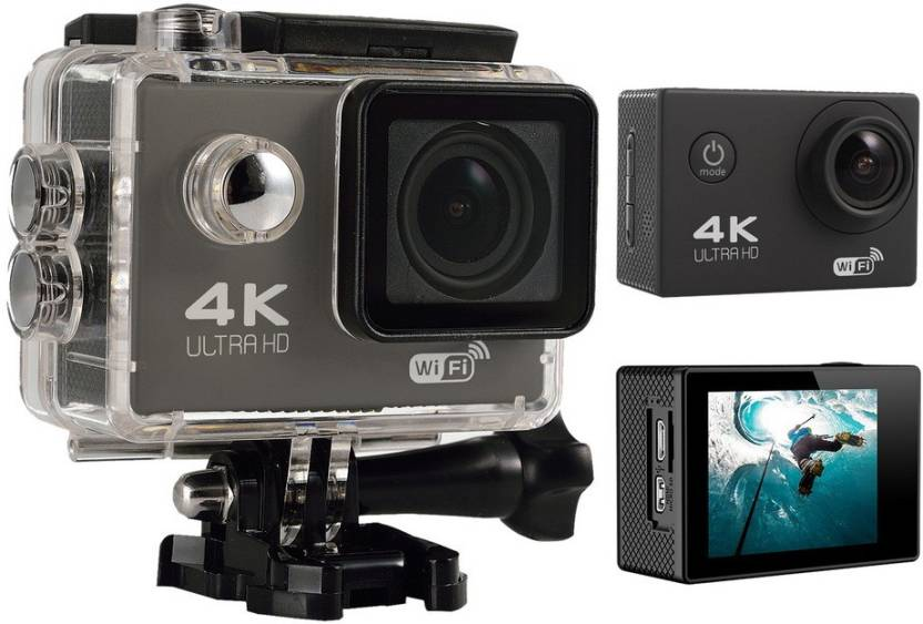 Flipkart com | Buy DPROQ 4K Ultra HD Action Wifi Camera pro