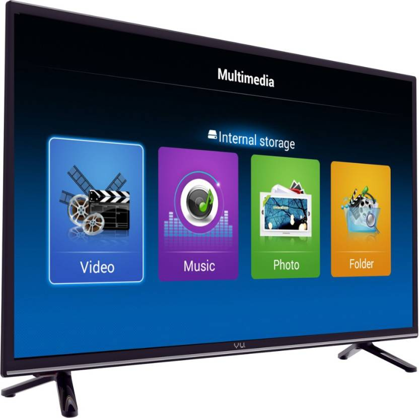 Vu 80cm (32 inch) HD Ready LED Smart TV