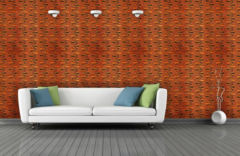 BDPP Decorative Wallpaper (1000 cm X 53.34 cm)
