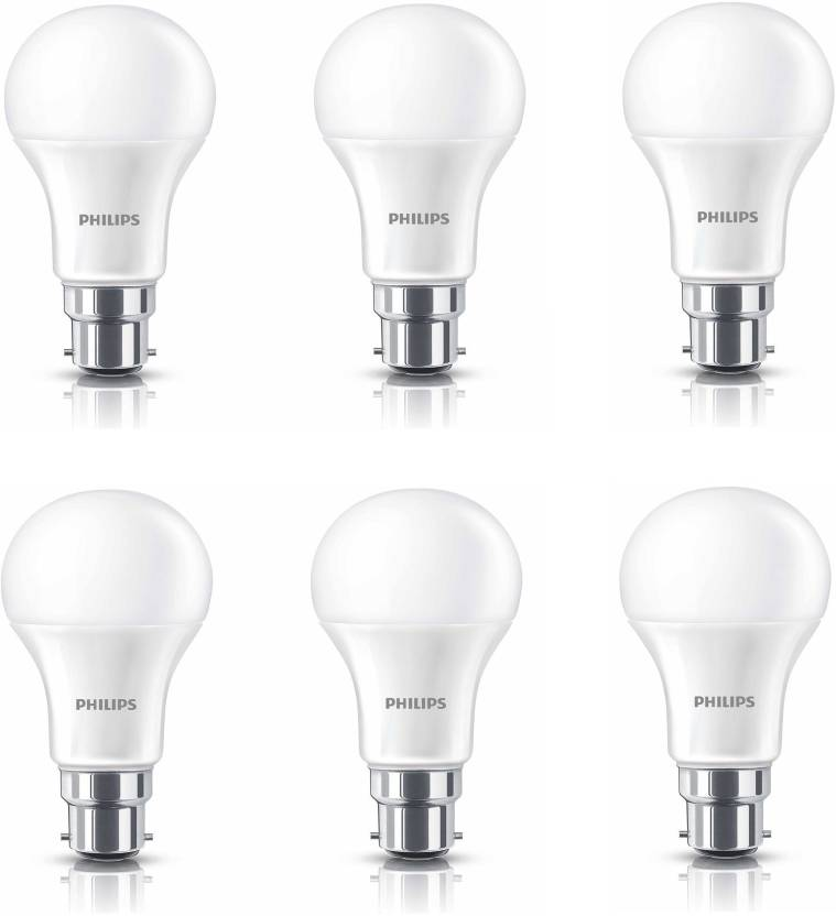 Philips 14 W Standard B22 LED Bulb Price in India - Buy Philips 14 W ...