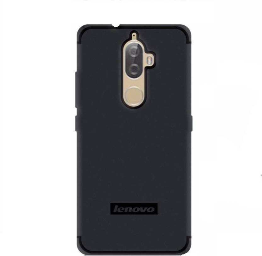 COVERBLACK Back Cover for Lenovo K8 Plus
