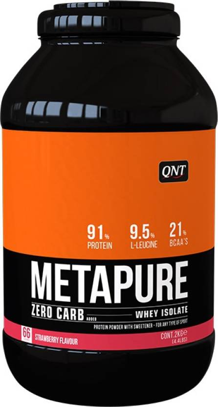 09e469e1c QNT Metapure Zero Carb Whey Protein Price in India - Buy QNT ...