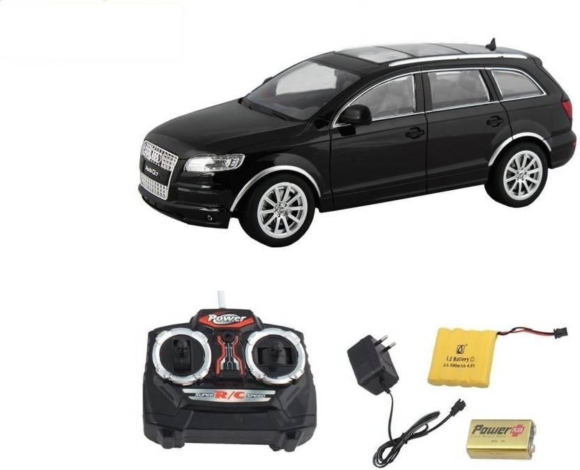 Zest 4 Toyz Remote Control Audi Q7 RC Toy Car - Remote Control Audi