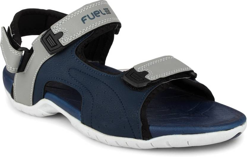 6f2d214b1ae218 Fuel Men Navy Sports Sandals - Buy Navy Color Fuel Men Navy Sports Sandals  Online at Best Price - Shop Online for Footwears in India