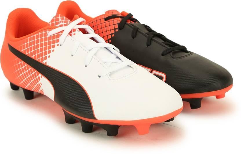 Puma Boys Lace Football Shoes