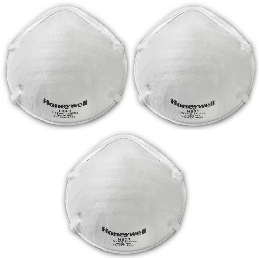 Pollution Honeywell Niosh Mask 3 Flu Certified Pcs N95 Swine