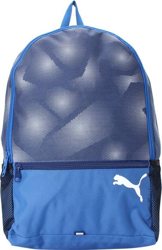 Puma Alpha 25 L Laptop Backpack Lapis Blue - Price in India ... eb0936fd31de7