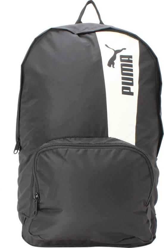 6cfbd92c205 Puma Core Style 21 L Backpack Puma Black-Marshmallow - Price in ...