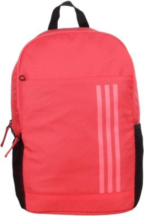 ADIDAS A CLASSIC M 3S 2.5 L Backpack PINK - Price in India ... bd101c0915afc